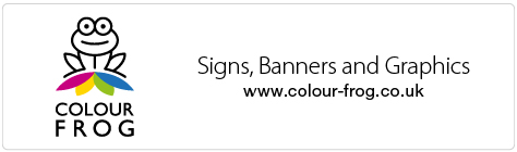 Colour Frog - Self-Adhesive Vinyl Graphics & Printed Vinyl Signs
