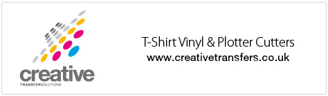 Creative Transfers - T-Shirt Vinyl & Plotter Cutters