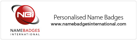 Name Badges International - Personalised Name Badges